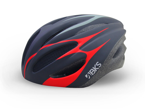 casco bicicleta ciclismo recreacional high-tech adultos bks
