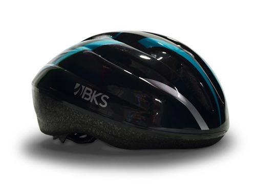 casco bicicleta ciclismo recreacional moderno adultos bks