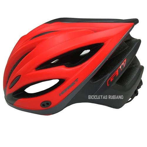 casco bicicleta gw mtb - ruta hornet - graduable - talla m