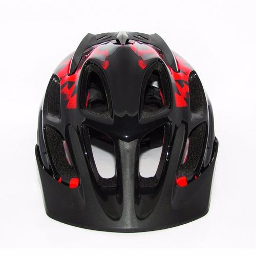 casco bicicleta mountain bike (mtb) - enduro cross country