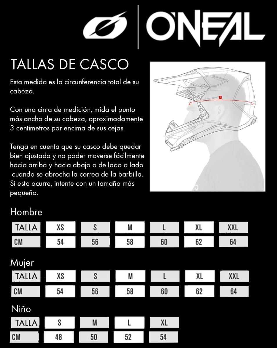 Hombre ONeal Backflip Rl2 Slick Casco Bicicleta