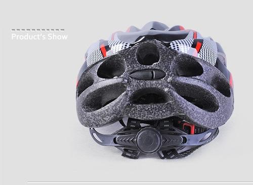 casco bicicleta scooter s al xxxl con visera