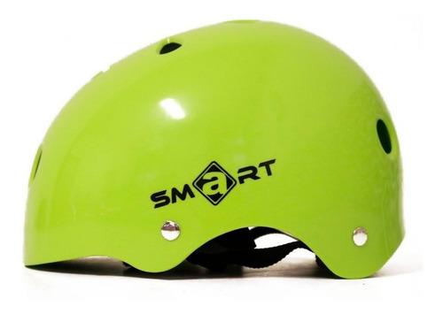 casco bicicleta smart varios colores richard bikes