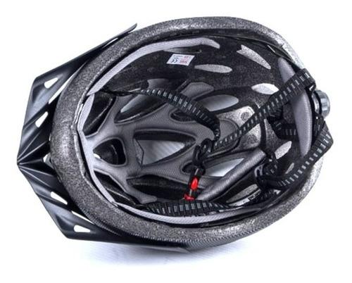 casco bicicleta wolfbase tipo carbono pro bh-5 / n ofertas
