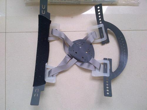 casco blanco de seguridad, normas  ansi z89.1-2003