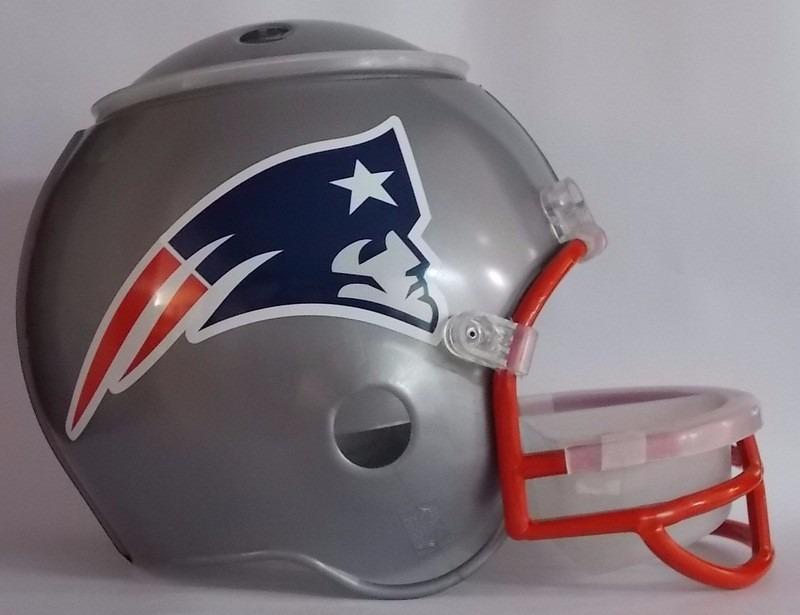 Casco Botanero Nfl Patriots New England Patriotas 699