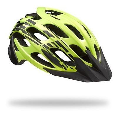 casco ciclismo lazer magma flash yellow talla mediana