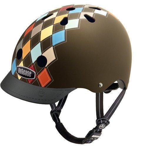 casco ciclista nutcase modern argyle matte gen3 talla m