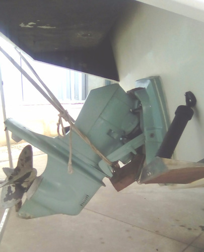 casco cimitarra 26 pés ano 1990