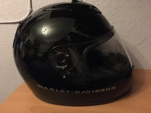 casco completo harley davidson - xl (61-62 cm)