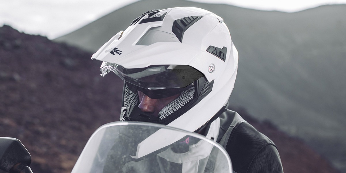 ad41d25c25a1d casco cross kappa kv30 adventure gris visor visera gafas fas. Cargando zoom.