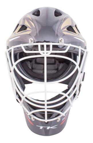 casco de arquero tk s1 synergy hockey profesional arquera th