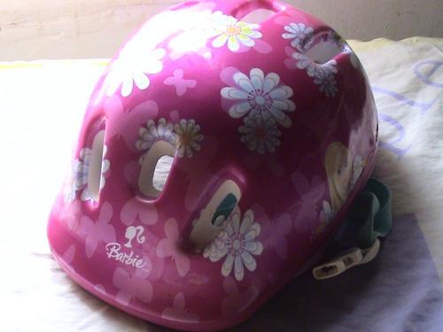 casco de barbie