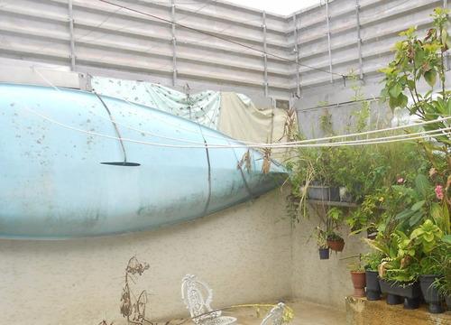 casco de barco laser - em ótimas condições - usado