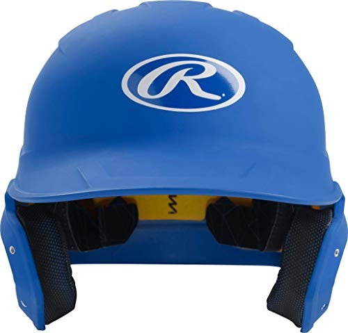casco de bateo de béisbol de rawlings mach-r7-sr 2019 mach,