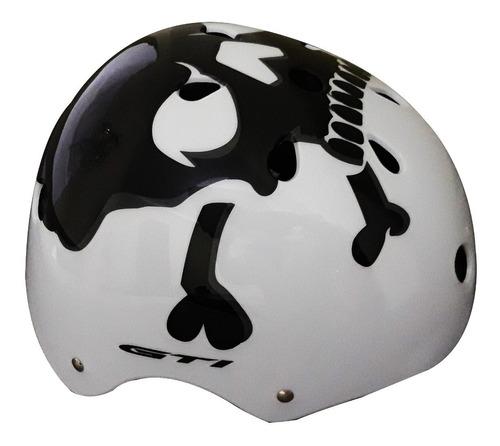 casco de bicicleta aerodinamico regulable ligero gti