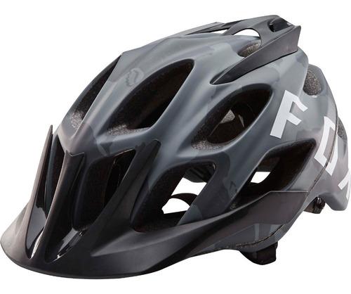 casco de ciclismo mtb fox flux 2017. meses sin intereses