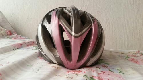 casco de ciclismo trek para niña