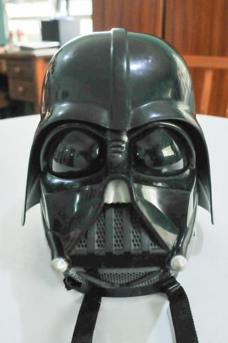 casco de darth vader de star wars