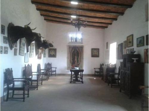 casco de hacienda del siglo xviii, rancho en venta.