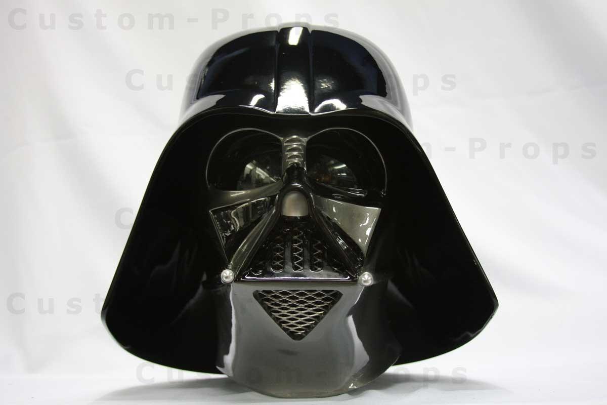 Casco De Lord Darth Vader - Escala 1/1 - Color Negro - $ 8.500,00 en ...