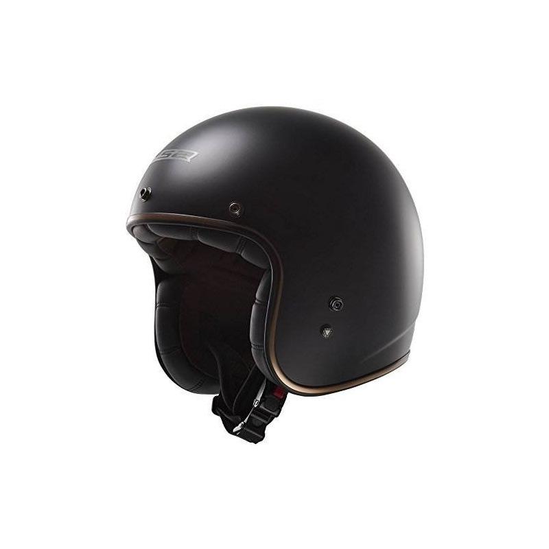 Casco De Moto Ls2 Kurt Solid Bobber (negro Mate a4022adfd43