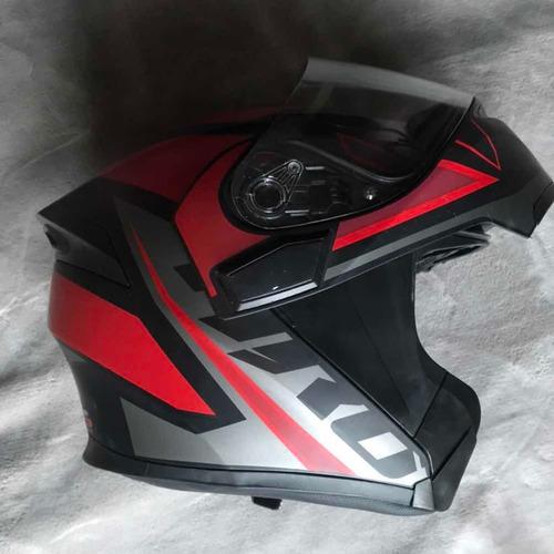 casco de motociclista