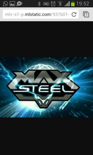 casco de niño max steel