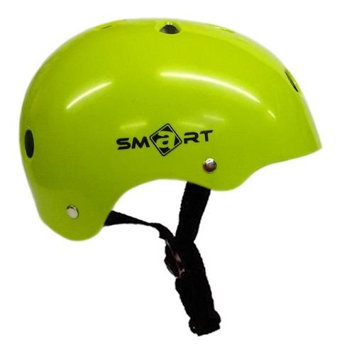 casco de proteccion smart bici skate roller bicicleta patin