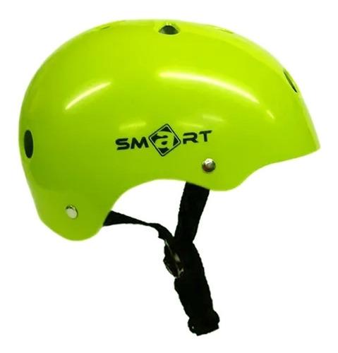 casco de proteccion smart skate roller bicicleta mtb