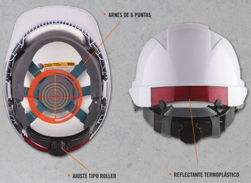 casco de proteccion steelpro safety mountain cumple normas
