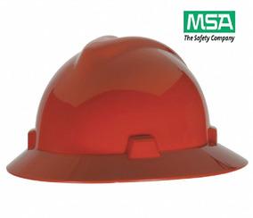 varios MSA V de Gard 950/Casco con visera Colores Naranja