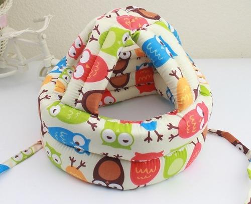casco de seguridad para bebe