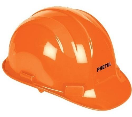casco de seguridad, varios colores, pretul 25036