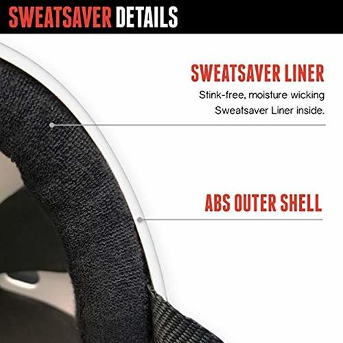 casco de skateboard liner sweatsaver, goma de carbono, ...