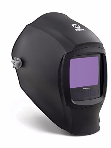 casco de soldadura profesional miller 271329black digital