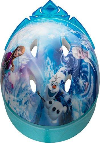 casco de tiara 3d bell frozen para bebes