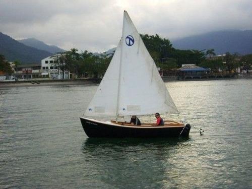 casco de veleiro 16 pes  classic