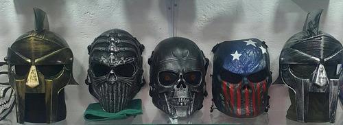 casco depredador halo y diferentes diseños