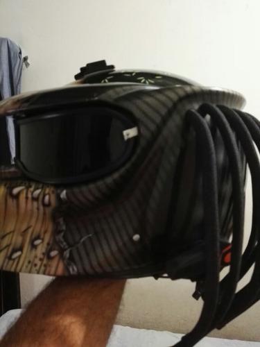 casco depredador luxor