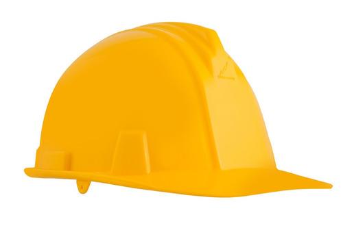 casco dielectrico minero portalampara amarillo a1700 x 5 und