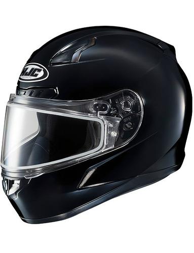 casco d/nieve hjc cl-17 sólido con lente dual sin marco 4xl