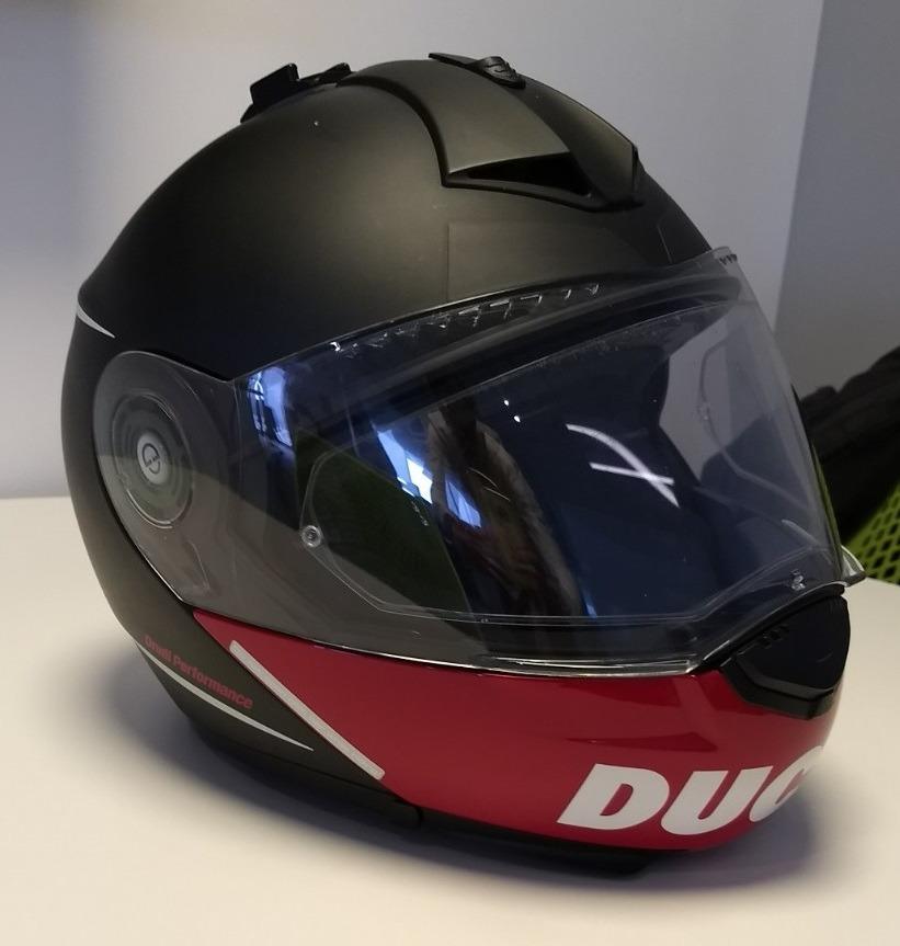 7d2f2955f1854 casco ducati schuberth strada c3 pro. Cargando zoom.