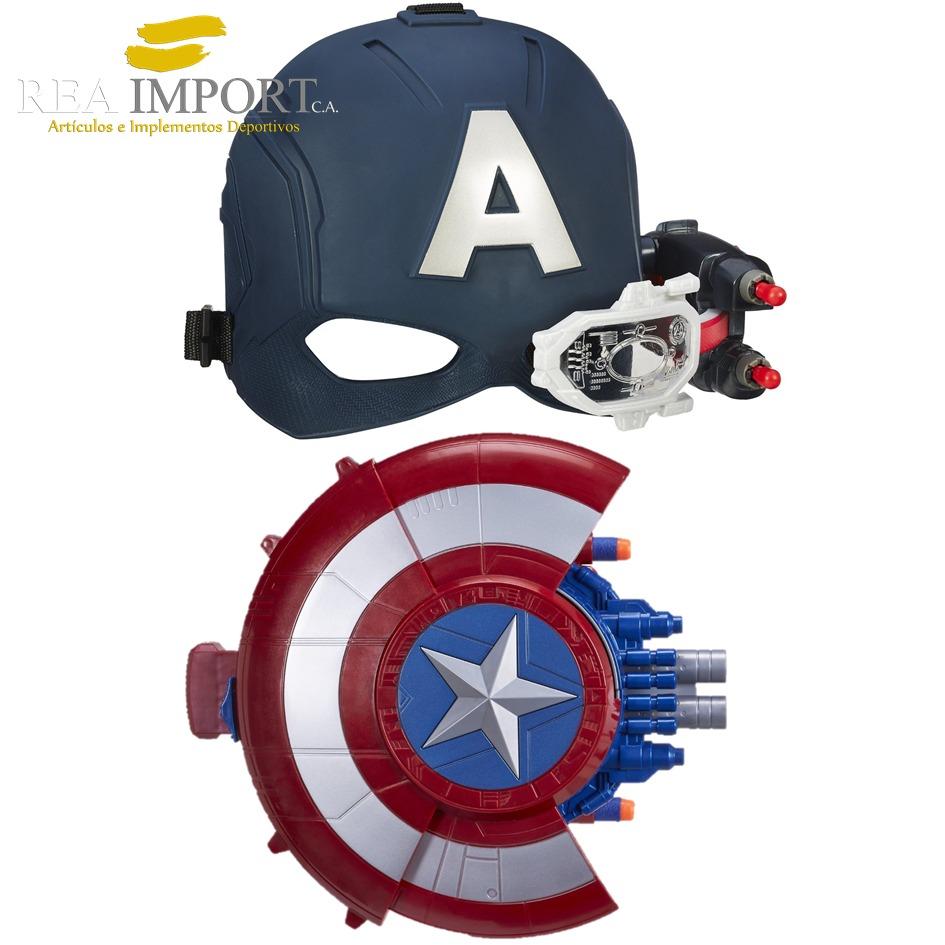 Bonito Página Para Colorear De Capitán América Escudo Imágenes ...