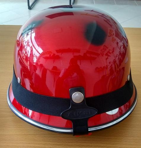 casco estilo harley