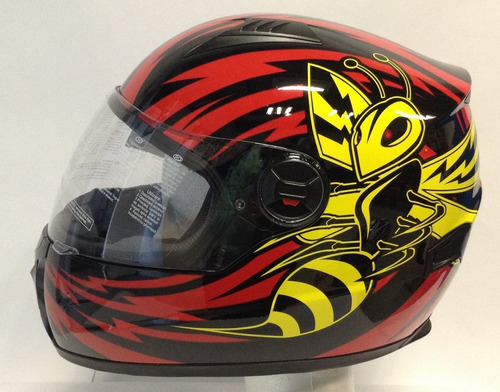 casco faseed integral hornet l rider one
