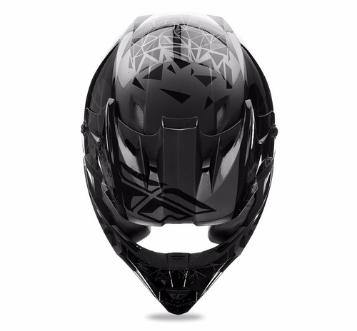 casco fly kinetic crux motocross-enduro-atv-street
