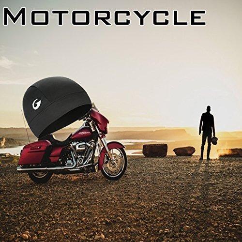 casco forro calavera gorro para hombres y mujeres gran motoc