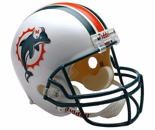 Casco Futbol Americano Nfl Miami Dolphins Full Size Tanav29 ... 217af044c86