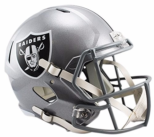 Casco Futbol Americano Nfl Oakland Raiders Tanav99 -   5 51da205701c